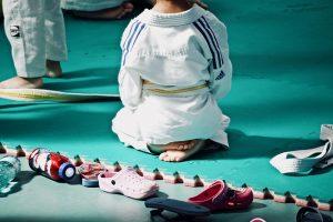 חליפת ג׳ודו לילדים