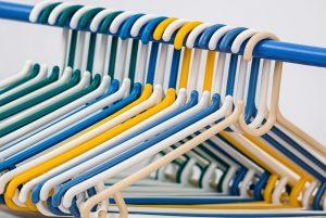פתרונות אחסון לבגדים