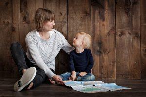 לחזק את הקשר עם הילדים