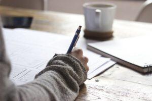 כתיבת עבודה בחינוך