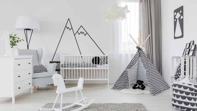 עיצוב קירות חדרי ילדים בקלות