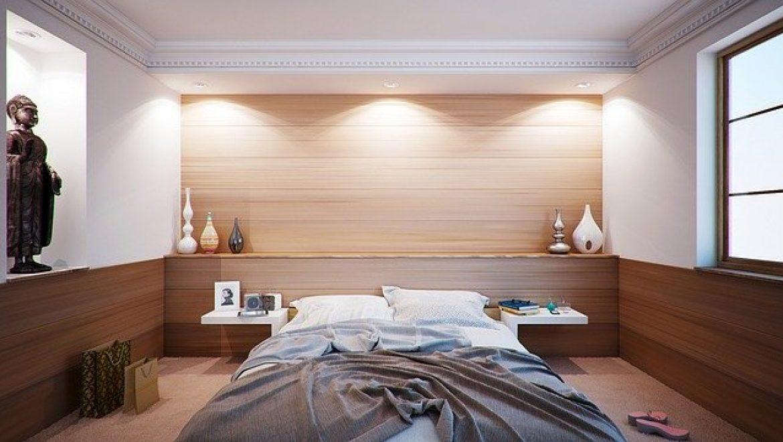 עיצוב חדר השינה בסגנון פנג שוואי