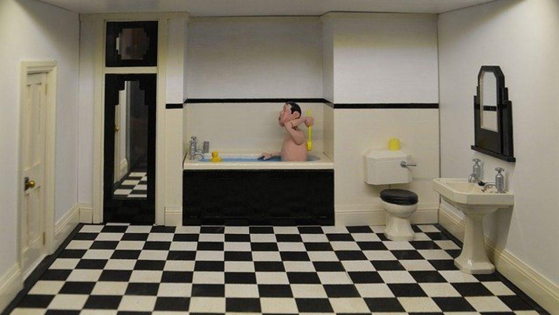 איך לעצב חדר אמבטיה קטן מימדים