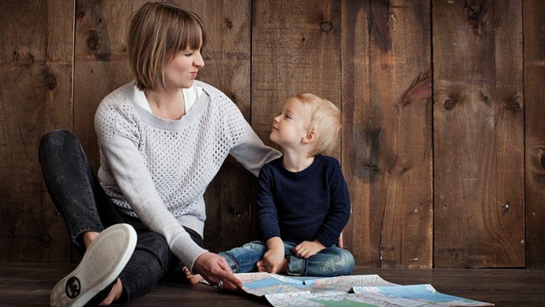 איך לחזק את הקשר עם הילדים?
