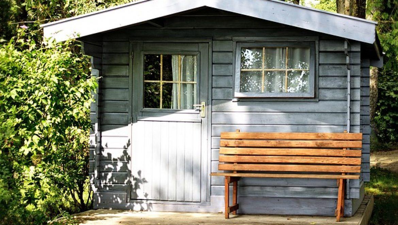 איזה סוג של מחסן יתאים לגינה שלכם?
