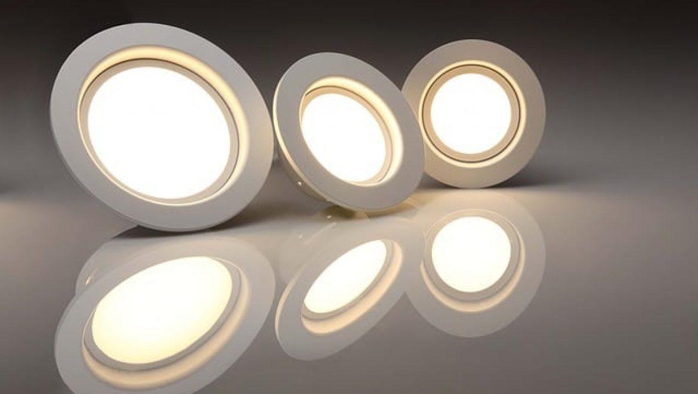 גופי תאורה לד לתקרה אקוסטית
