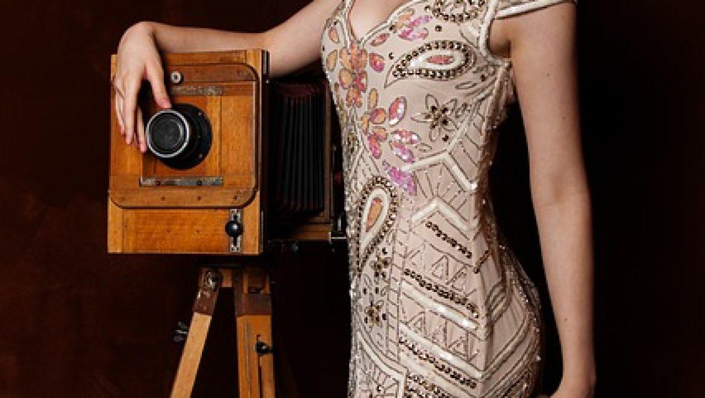 שמלות וינטג' מקוריות לערב מושלם