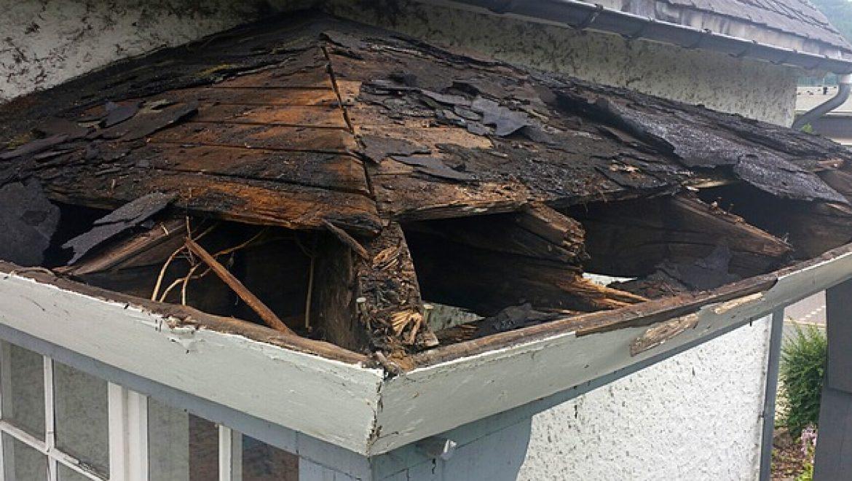 תיקון גגות – 5 טיפים לשמירת תקינות הגג